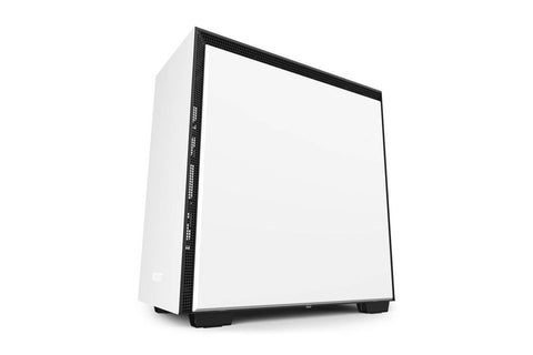NZXT H710 Matte White Case-computerspace