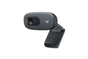 Logitech C270-AP HD Webcam-computerspace