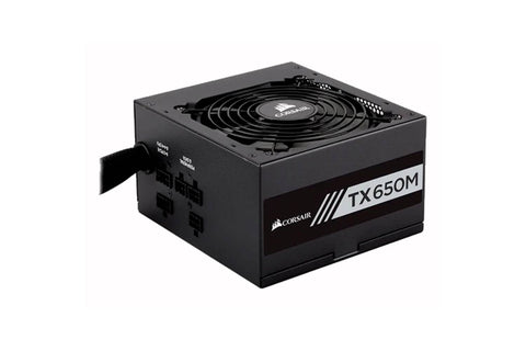 CORSAIR (CP-9020132-UK)TXM Series 650W Semi-Modular Power Supply