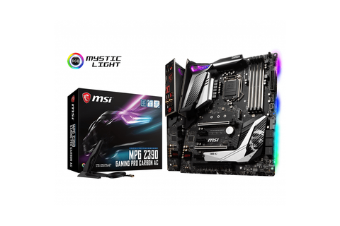 MSI MPG Z390 Gaming PRO Carbon wifi LGA 1151 Gaming Motherboard