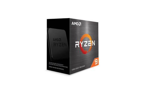 AMD Ryzen 9 5900X Processor (UPTO 4.8 GHZ / 70 MB CACHE)