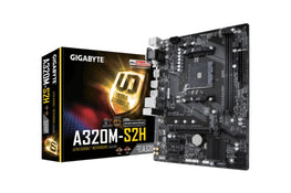 Gigabyte GA-A320M-S2H (rev. 1.x) Motherboard-computerspace