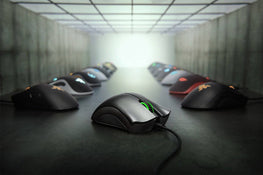 Razer DeathAdder Essential gaming mouse-computerspace