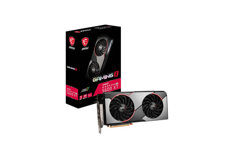 MSI Radeon RX 5600 XT GAMING X Graphics Card-computerspace