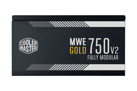 Cooler Master MWE Gold 750 - V2 Full Modular Power Supply-computerspace