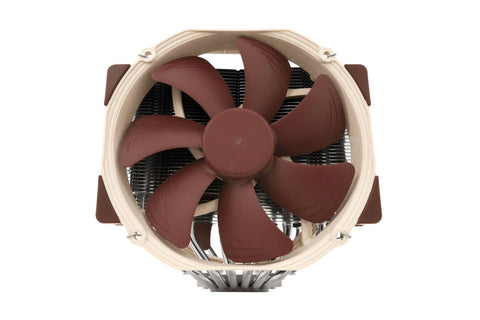 NOCTUA NH-D15 SE-AM4 CPU Cooler-computerspace