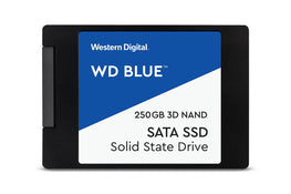 WD Blue 3D NAND 250GB PC SSD (WDS250G2B0A)-computerspace