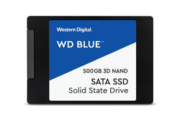 WD Blue 3D NAND 500GB PC SSD (WDS500G2B0A)-computerspace