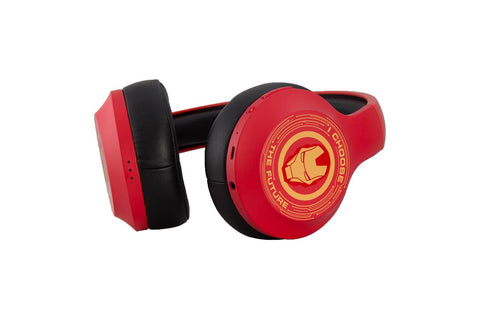 Reconnect Disney Marvel WL Headphone OVE DBTH303 IM (Iron Man )-computerspace