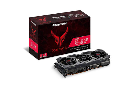 PowerColor Red Devil Radeon RX 5700 XT OC GDDR6 8Gb Graphics Card