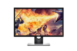 Dell SE2417HGX Gaming Standard Bazel 75Hz 1ms Free Sync Monitor