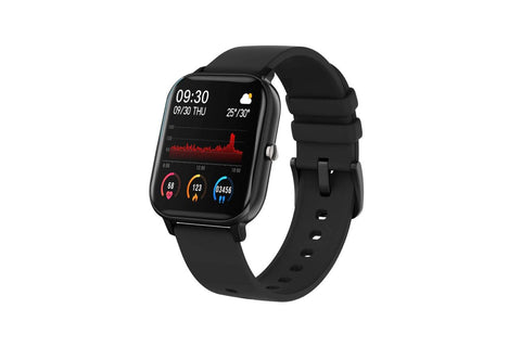 Fire-Boltt Full Touch Smart Watch 1'4 inch HD - Black