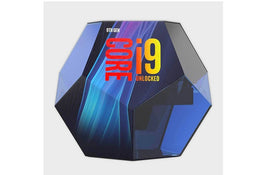 Intel Core i9 9900K Coffee Lake 8-Core, 16-Thread, 3.6 GHz (5.0 GHz Turbo) LGA 1151 Desktop Processor