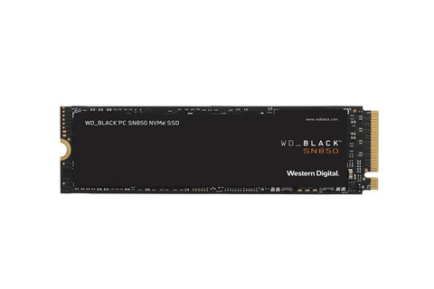 WD SN850 Gen 4 Nvme 500GB Without Heatsink SSD-computerspace