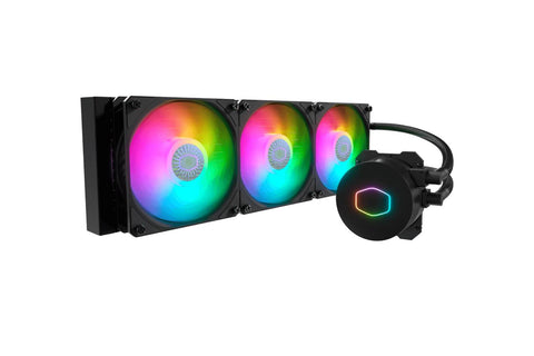 CoolerMaster MASTERLIQUID ML360L V2 ARGB Liquid Cooler-computerspace