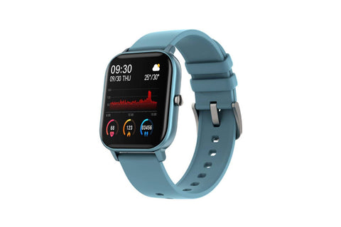 Fire-Boltt Full Touch Smart Watch 1'4 inch HD - Blue