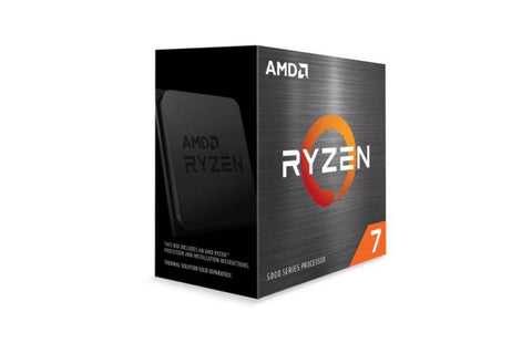 Amd Ryzen 7 5800X Desktop Processor
