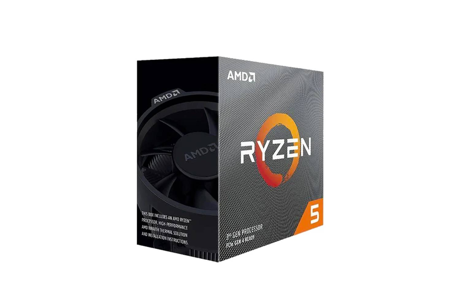 AMD Ryzen 5 3600 CPU-computerspace