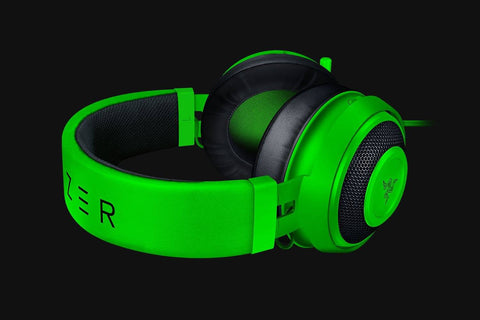 Razer Kraken Multi-Platform Wired Gaming Headset Green (RZ04-02830200-R3M1)-computerspace