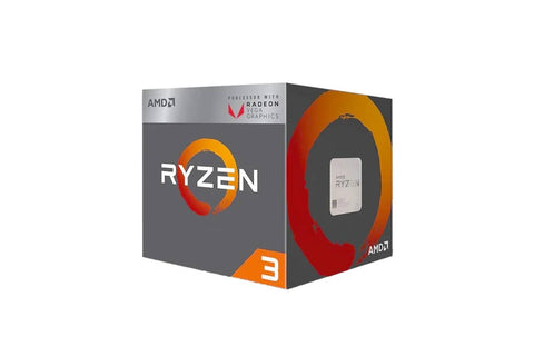 AMD Ryzen 3 3200G with Radeon Vega 8 Graphics CPU