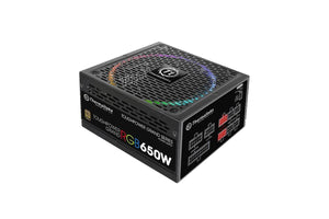 Thermaltake Toughpower Grand RGB 650W Gold (RGB Sync Edition) Power Supply-computerspace