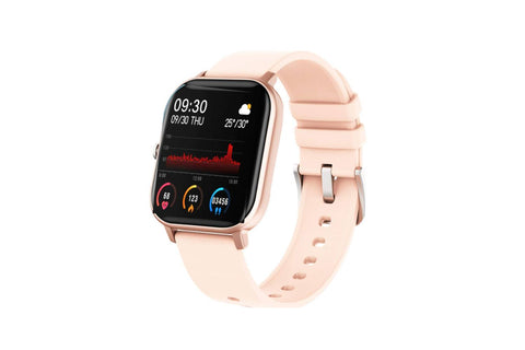 Fire-Boltt Full Touch Smart Watch 1'4 inch HD - Gold