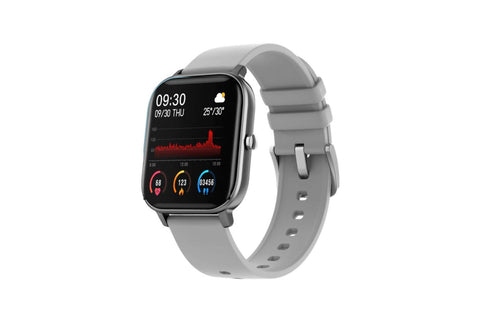 Fire-Boltt Full Touch Smart Watch 1'4 inch HD - Grey