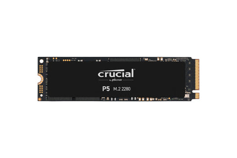 Crucial P5 500GB PCIe M.2 2280SS SSD-computerspace