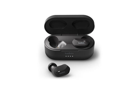 Belkin True Wireless Earbuds Black-computerspace