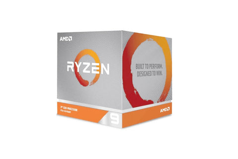 AMD Ryzen 9 3900X 12-core, 24-Thread Unlocked Desktop Processor
