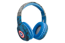 Reconnect Disney Marvel WL Headphone ONB DBTH302 CA ( Captain America )-computerspace