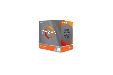 AMD Ryzen 9 3900XT Desktop Processor with stock Fan.