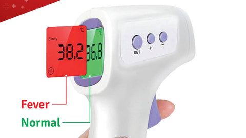 KWW Electricals Infrared Thermometer-computerspace