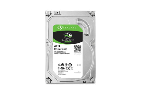 Seagate 4TB 5400rmp 256Mb Cache Hard drive - ST4000DM004-computerspace