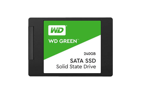 WD 240GB SATA III 6Gb s 2.5 7mm Internal SSD (Green)