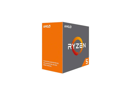AMD CORES 6 THREADS 12 PROCESSOR RYZEN-5-1600X CPU