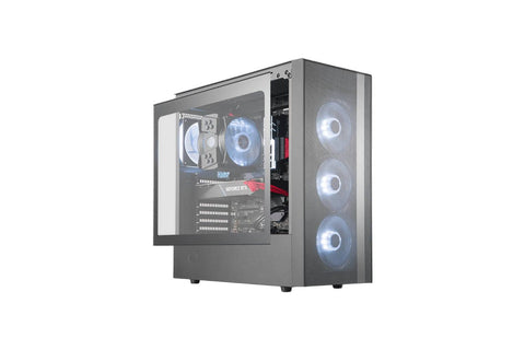 Cooler Master Masterbox NR600 without ODD Cabinet