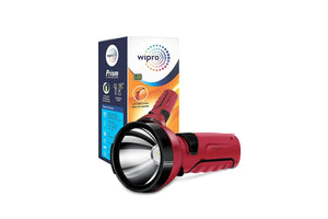 Wipro Prism Rechargeable LED Torch Cum Lantern