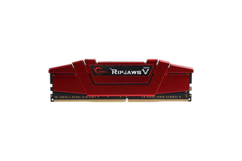 G.SKILL RIPJAWS V 8GB (8GB X 1) DDR4 2400MHZ RAM-computerspace