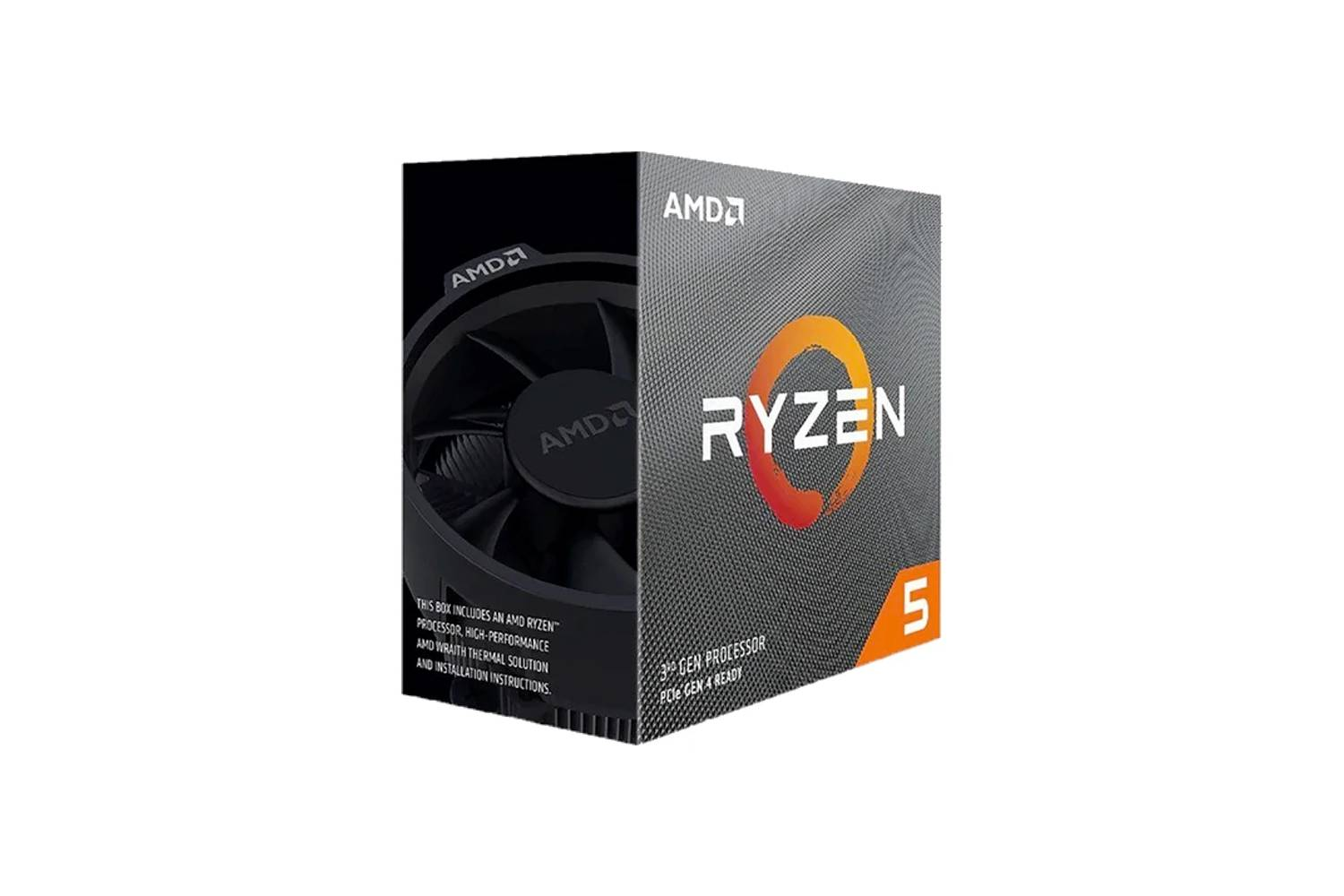 AMD Ryzen5 3400G with Radeon RX Vega 11 Graphics CPU-computerspace