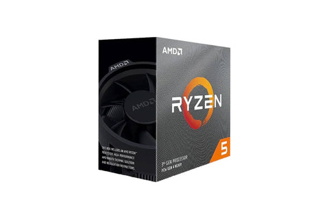 AMD Ryzen5 3400G with Radeon RX Vega 11 Graphics CPU