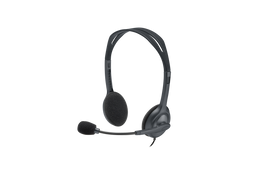 Logitech H111 Stereo HEADSET-computerspace