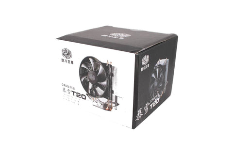 Cooler Master Blizzard T20 CPU Cooler-computerspace