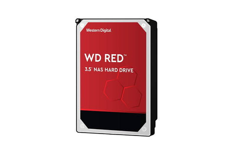 WD Red 8TB NAS Hard Disk Drive (WD80EFAX)-computerspace