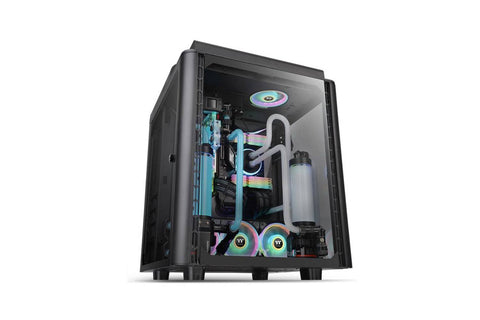 Thermaltake Level 20 HT Case Black-computerspace