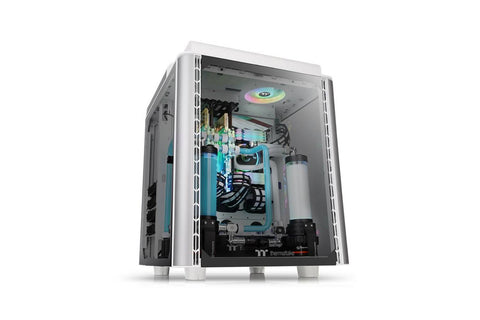 Thermaltake Level 20 HT Case Snow-computerspace