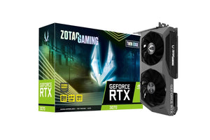 ZOTAC GAMING GeForce RTX 3070 Twin Edge OC Graphics card.
