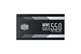 Cooler Master MWE Gold 550 Full Modular Power Supply-computerspace