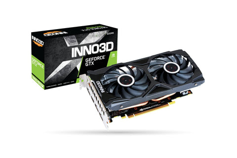 Inno3d GTX 1660 Super Twin X2 6GB Graphics Card