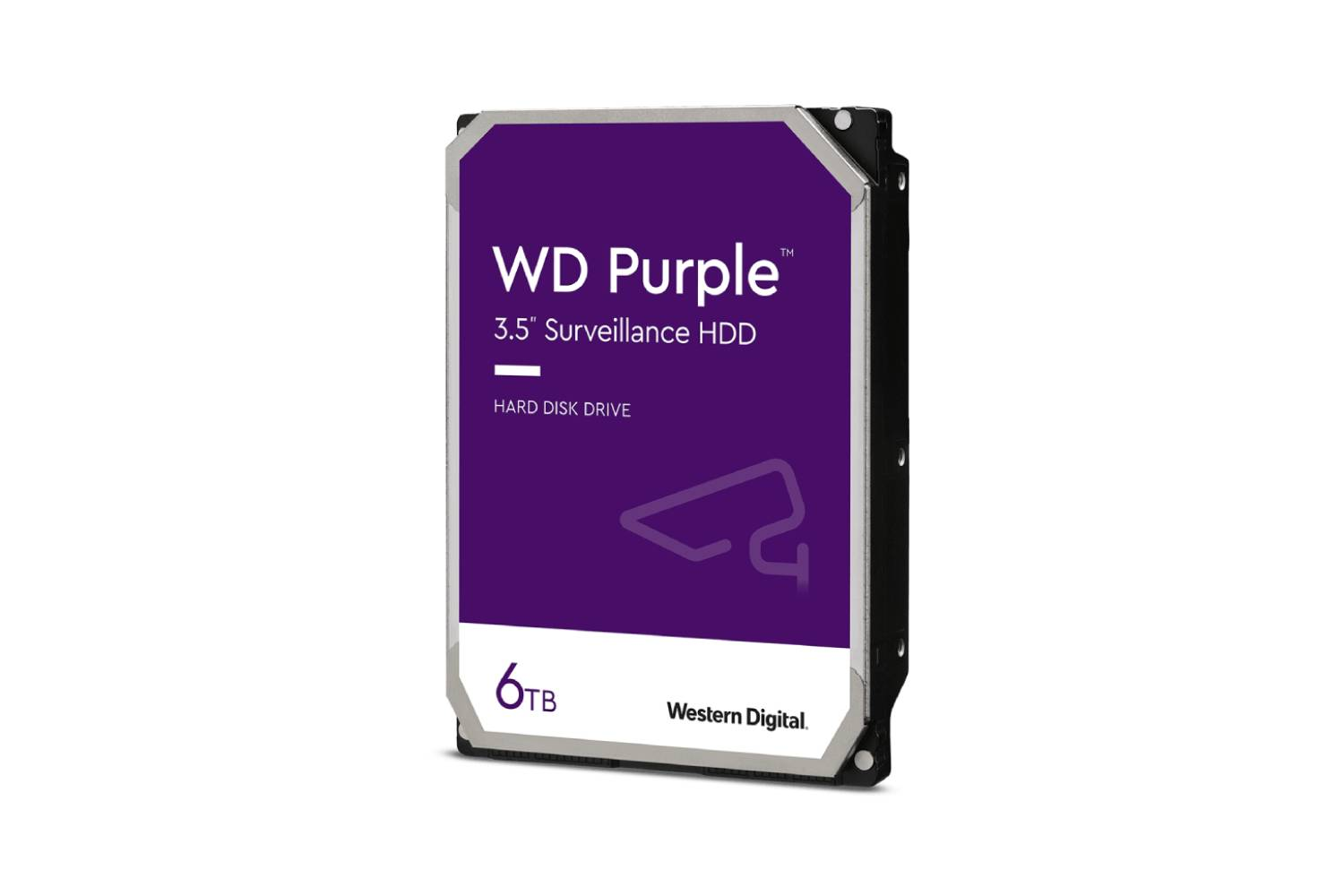 WD Purple 6TB Surveillance HDD (WD60PURZ)